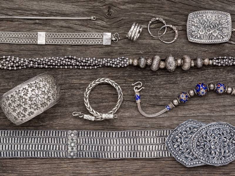 FAQs about fake jewelry silver