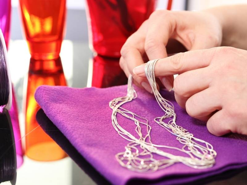How To Clean Silver Plated Jewellery