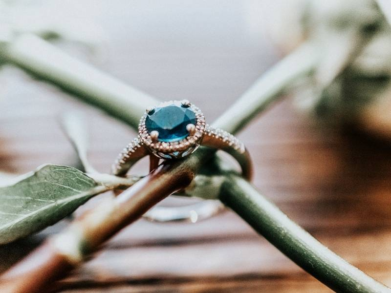 How To Clean Very Dirty Diamond Engagement Rings