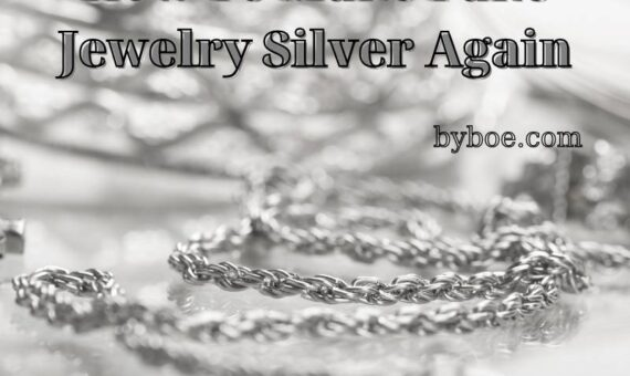 How To Make Fake Jewelry Silver Again 2021 The Complete Guide