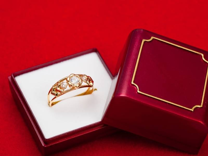 Storing Your Cubic Zirconia Jewelry