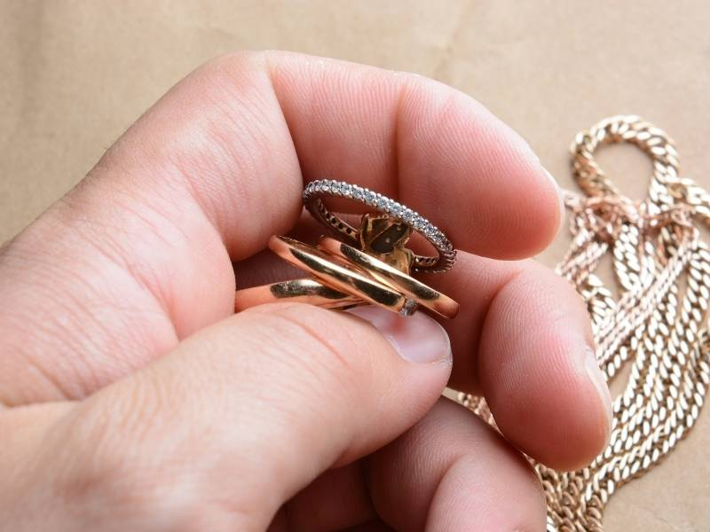 What is Gold-Filled jewelry
