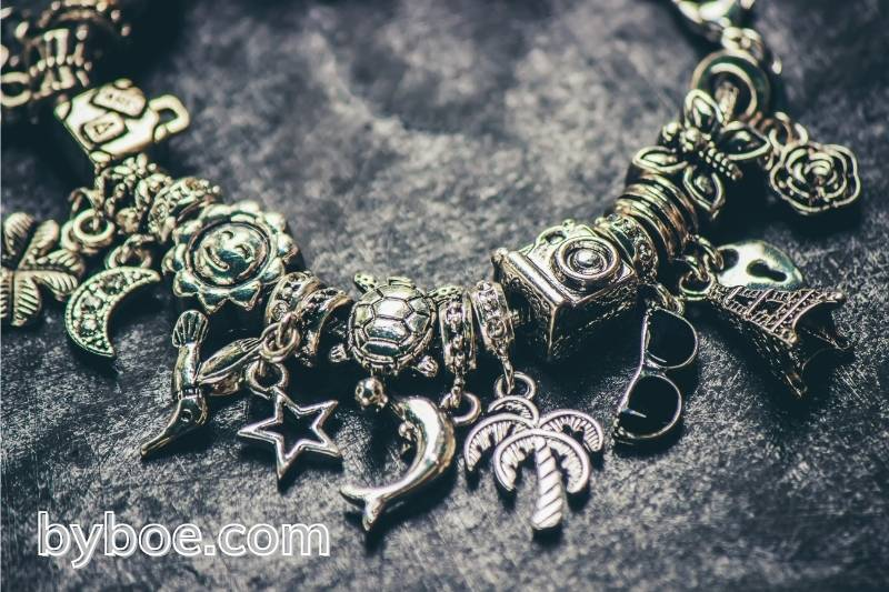 How To Clean A Pandora Bracelet: Detail