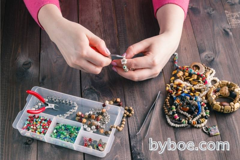 Instructions - How To Make Beaded Bracelets Step By Step