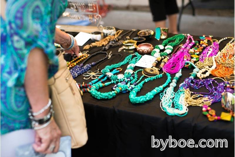 How much can sell your jewelry for