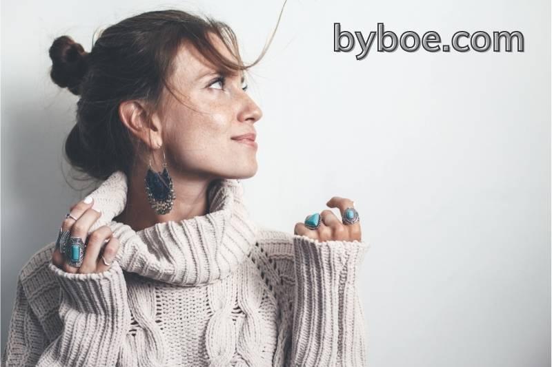 Method 2: How to Make Earrings (Boho Style)